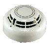 Combination smoke and heat addressable detector