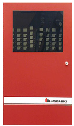 FNV-MP: High Rise Voice Evacuation System Master Panel